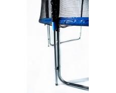 Fitness Trampoline 13 FT Extreme с сеткой и лестницей