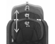 LORELLI NEBULA ISOFIX (0-36 кг)