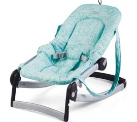 PER-PEREGO MIA BABY SEAT SAVANA AZZURRO