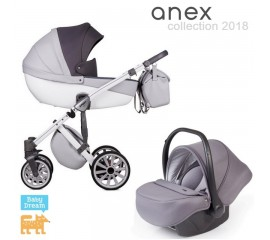 ANEX SPORT 3 В 1 SP15 GRAY CLOUD 2018