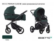 BEBETTO BRESSO PREMIUM CLASS 2021 2 в 1 ТКАНЬ