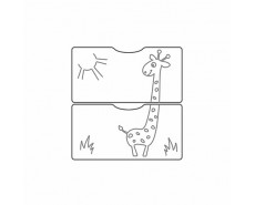 СКВ 55003 с жирафом
