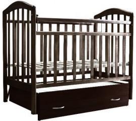 Алита 6 Венге Кроватка