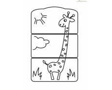 АНТЕЛ УЛЬЯНА 1 с жирафом