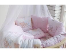 БАЮ БАЙ МЕЧТА 3 ПР для овальной кроватки
